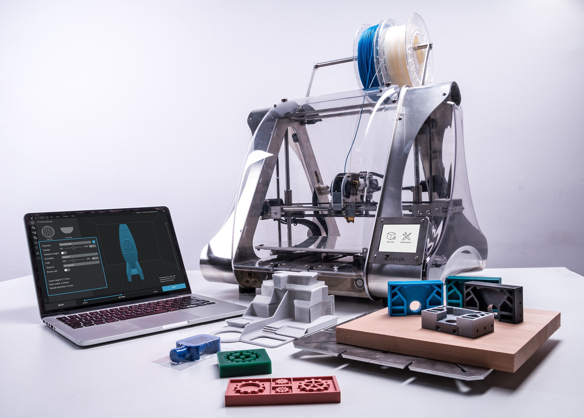 DISEÑO 3D E IMPRESORAS 3D EN EDUCACIÓN – DESIGN 3D AND 3D PRINTERS IN EDUCATION
